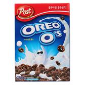 韓國 OREO 巧克力棉花糖麥片250g【庫奇小舖】