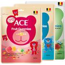ACE Q軟糖 240G 水果/字母/無糖 3種口味