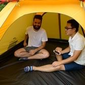 【限時下殺89折】露營帳篷 戶外2-4人專業露營帳篷 雙層防雨野外便攜野營帳篷dj