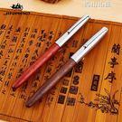 金豪鋼筆616木桿51A老式經典復古木制...