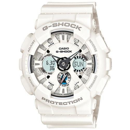 G-SHOCK X-MAN 抗磁異種概念錶-白