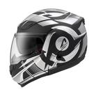 【東門城】ASTONE RT1100 GG20 (平黑銀) 可掀式安全帽 雙鏡片