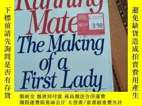 二手書博民逛書店running罕見mates the making of n a first lady競選夥伴創造了第一夫人【小1