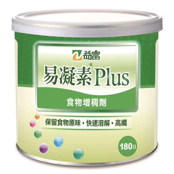 【益富】易凝素Plus 180g*12瓶(箱購)