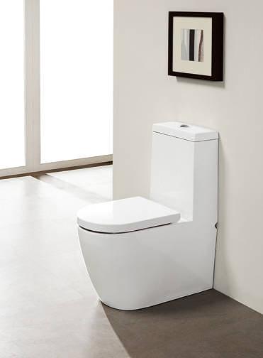 【麗室衛浴】德國 KERAMAG UNIVERSAL 210035 單體馬桶