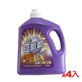 白帥帥超效能抗菌洗衣精3.15L*4(箱)【愛買】