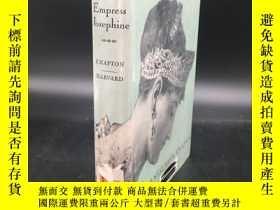 二手書博民逛書店Empress罕見Josephine by Knapton, E