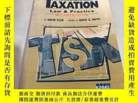 二手書博民逛書店HONG罕見KONG TAXATION Law and Prac