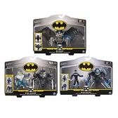 DC Batman-4吋蝙蝠俠變形可動人偶 玩具反斗城