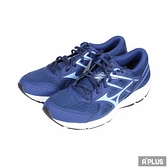 MIZUNO 女慢跑鞋MAXIMIZER 23 寬楦 靛藍-K1GA210113