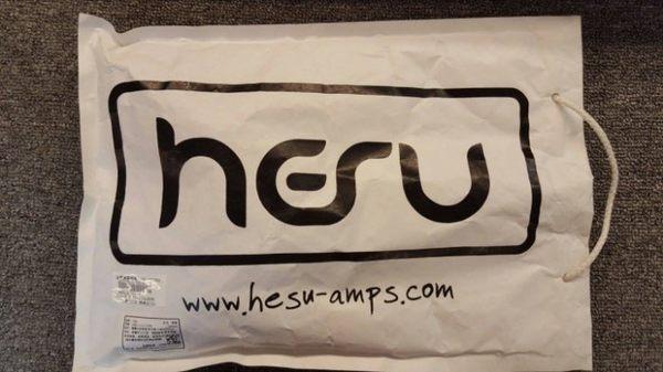 """【金聲樂器廣場】波蘭 手工導線 品牌 """"hesu"""" COIL 15AS - 圈圈系列彎直頭導線 15呎"""