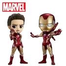 【日本正版】Q posket 鋼鐵人 戰鬥版 公仔 模型 Marvel 漫威英雄 Banpresto 萬普 165302 165319