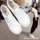 帆布鞋 年夏季新款小白帆布女鞋一腳蹬韓版百搭學生板鞋懶人休閒布鞋 瑪麗蘇