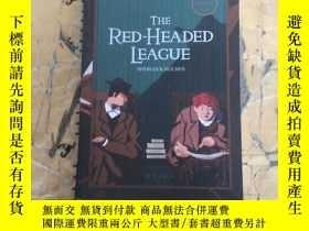 二手書博民逛書店THE罕見RED-HEADED LEAGUEY252403 ARTHUR CONAN DOYLE 知識出版社