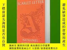 二手書博民逛書店The罕見Scarlet Letter 紅字【英文原版 美國文學