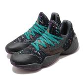 【六折特賣】adidas 籃球鞋 Harden Vol.4 GCA 黑 紫 男鞋 幾何圖騰 哈登 運動鞋 【ACS】 EF9938
