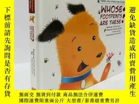 二手書博民逛書店Whose罕見footprints are these?Y22565 不祥 不祥 ISBN:978986625
