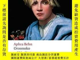 二手書博民逛書店Oroonoko,罕見And Other Writings (o