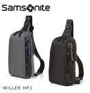 Samsonite RED【WILLER HP3】時尚休閒斜肩包 斜跨包 單肩包 胸包 出遊必備 (詢問優惠)