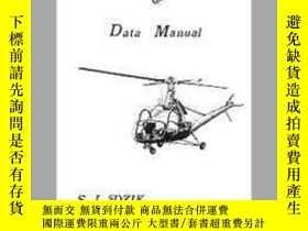二手書博民逛書店Helicopter罕見Design and Data Manual (2nd ed)  861A-直升機設計和數