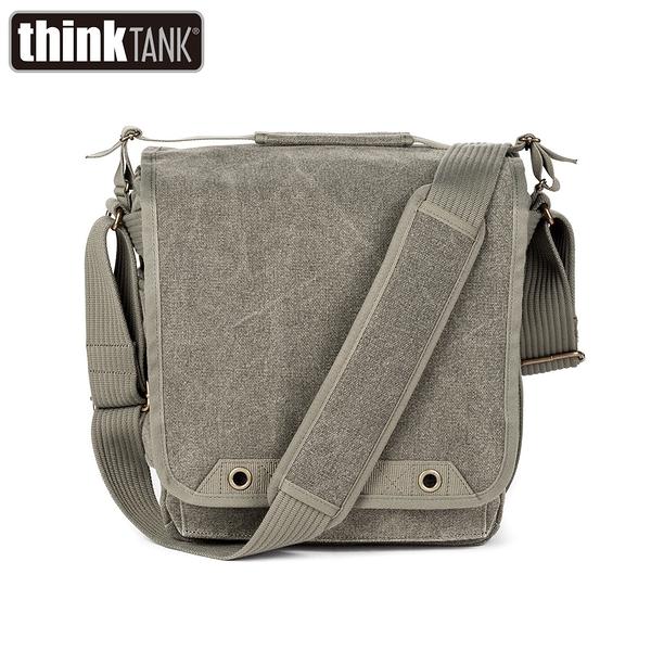 【thinkTank 創意坦克】Retrospective 20 V2.0復古系列側背包 TTP710759 公司貨