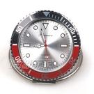 繽紛色彩 造型迷你小桌鐘 創意桌面小時鐘 個性時刻 擺飾 P1142黑紅
