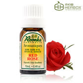 《Herbox 荷柏園》紅心玫瑰 Red Rose 10ml【複方精華 薰香 香氛系列】