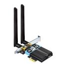 [2美國直購] OKN WiFi 6E AX210 PCIe WiFi卡 帶有散熱器的802.11AX WLAN適配器 支持Win 10