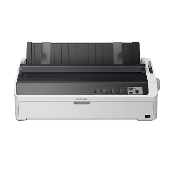 【高士資訊】EPSON LQ-2090CII A3 24針 中文 點陣 印表機 + 原廠色帶5入 S015541 加贈延保卡