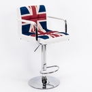 歐式吧椅吧台椅酒吧椅高腳桌椅 簡約收銀凳吧凳升降前台靠背椅子 小山好物