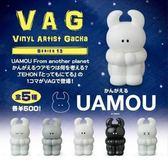 特價 轉蛋 MEDICOM TOY-VAG UAMOU 一套五種販售 57071 TOYeGO 玩具e哥