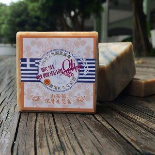 歐里冷製手工馬賽皂-山茶花深層洗髮皂