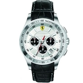 FERRARI 法拉利賽車設計款腕錶/0830038