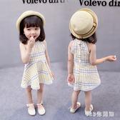 嬰兒裙子一歲洋氣小童女童2公主裙夏裝女寶寶春裝休閒洋裝0韓版1潮流LB14442【123休閒館】