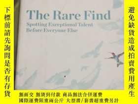 二手書博民逛書店the罕見rare find spotting exceptio