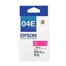 EPSON T04E 04E T04E350 紅色 原廠墨水匣 盒裝 適用XP-2101 4101 WF-2831