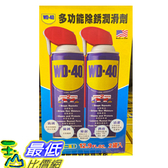 [COSCO代購] C110870 WD-40 SMARTSTRAW TWIN PACK 防鏽潤滑劑附專利活動噴嘴12.9 F液量盎司X 2入