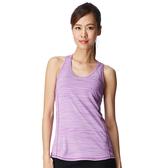 【MACACA】修身 training 背心 - ATE1533(紫) (瑜伽/慢跑/健身/中強度運動)