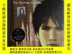 二手書博民逛書店Pendragon罕見7: The Quillan Games