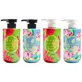 韓國 JIGOTT 香水洗髮精/香水護髮素(500ml) 款式可選【小三美日】