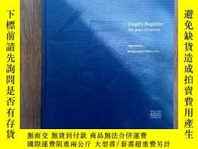 二手書博民逛書店LIOYDS罕見REGISTER 250 YEARS OF SE