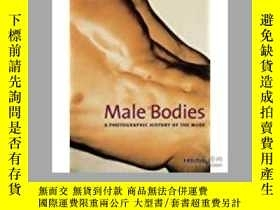 二手書博民逛書店Male罕見Bodies: A Photographic His