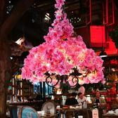 吊燈 繁花酒吧音樂餐廳酒吧裝飾燈具燒烤吧時尚餐廳燈具 - 歐美韓