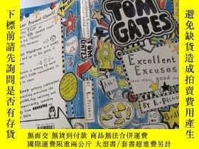 二手書博民逛書店tom罕見gates excellent excuses: 湯姆·蓋茨是個很好的借口..Y200392