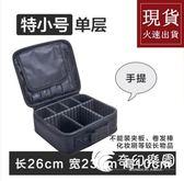 手提化妝包大容量多層化妝師防水工具包EC40003-現貨