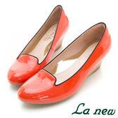 La new outlet  SAH系列高跟鞋 低跟 楔型跟鞋 淑女鞋【女219041356】