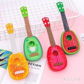 烏克麗麗 兒童吉他玩具 男孩女孩初學者仿真尤克里里彈奏樂器 CJ4951『寶貝兒童裝』