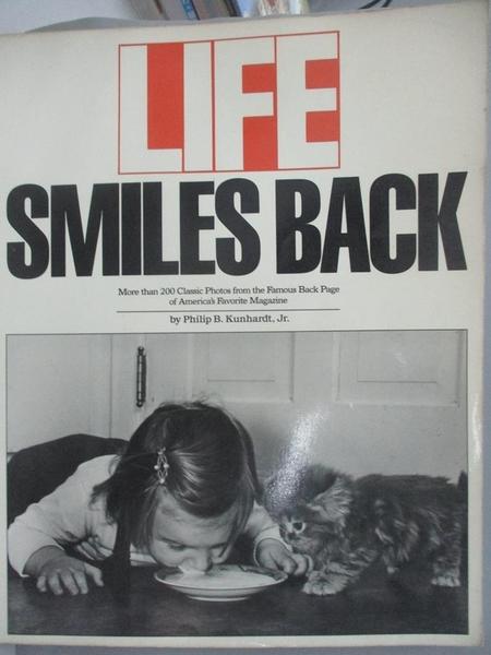 【書寶二手書T3/攝影_DCU】Life Smiles Back_Kunhardt, Philip B.