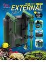 Leilih 鐳力【除油膜電動吸水 缸外過濾器 EX-500E】除油膜 外置過濾器 缸外掛式設計 魚事職人