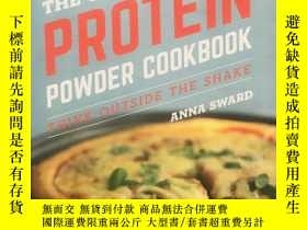 二手書博民逛書店the罕見ultimate protein powder coo